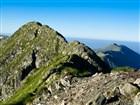 Rumunsko - Pohoří Fagaraš - vrchol Moldoveanu