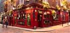 Irsko - Dublin - hospoda Temple Bar