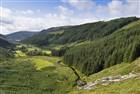 Irsko - Wicklow mountains - údolí