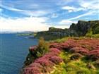 Skotsko - Vnější Hebridy - ostrov Isle Of Skye - Kilt Rock