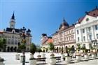 Srbsko, překrásný historický Novi Sad.