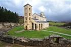 Srbsko - monastýr Sopačani
