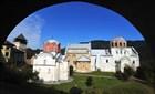 Srbsko. Studenica - jeden z největších skvostů Srbska