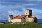 Srbsko, Novi Pazar - kostel sv. Pavla a sv. Petra