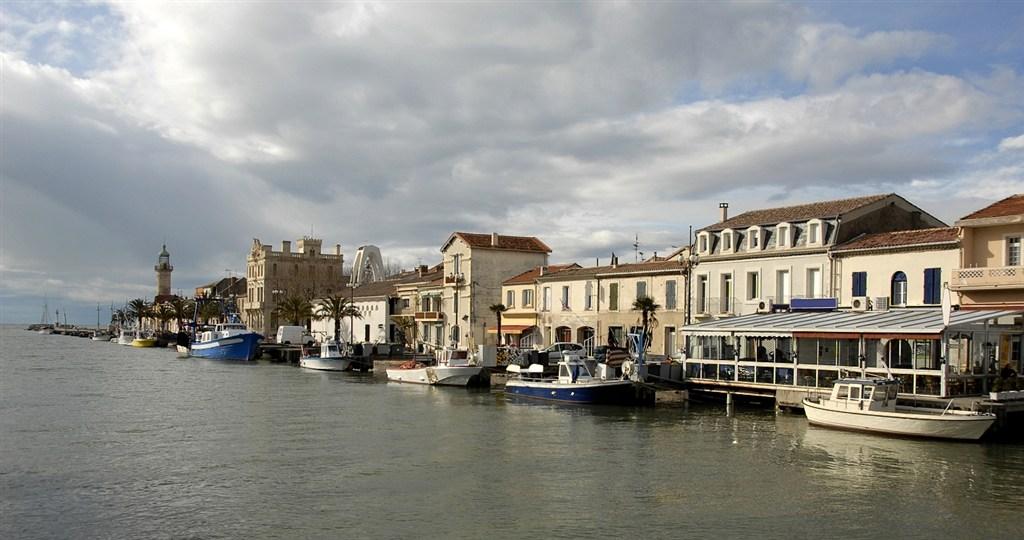 Jižní Francie - Séte (Benátky Languedocu)