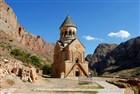 Arménie - klášter Moravank