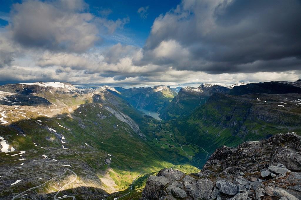 Dalsnibba - Norsko