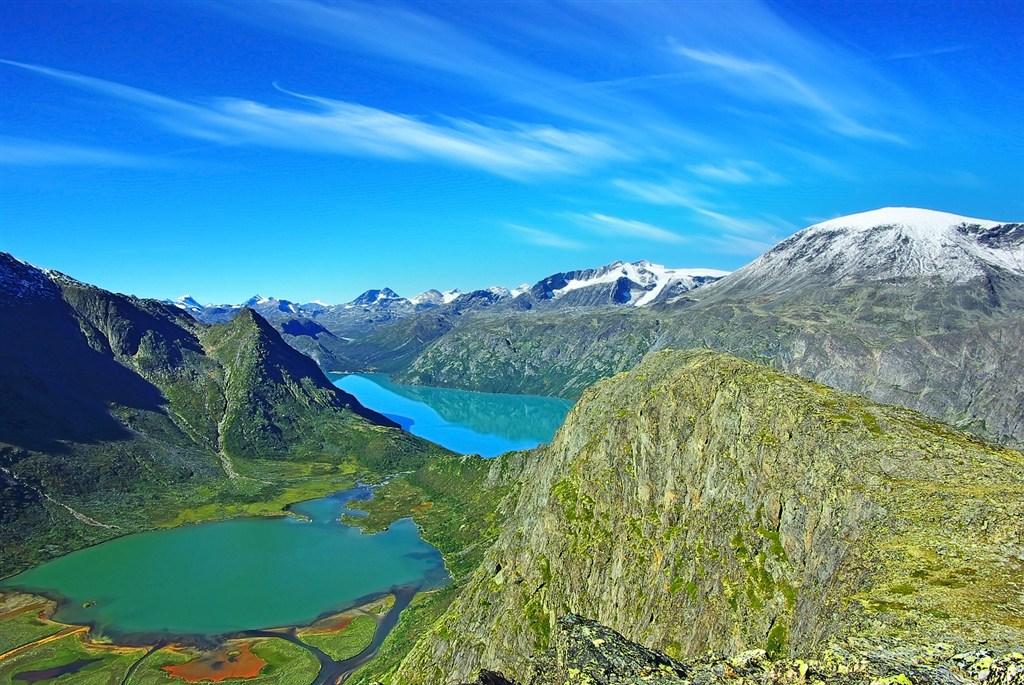 Norsko-Jotunheimen