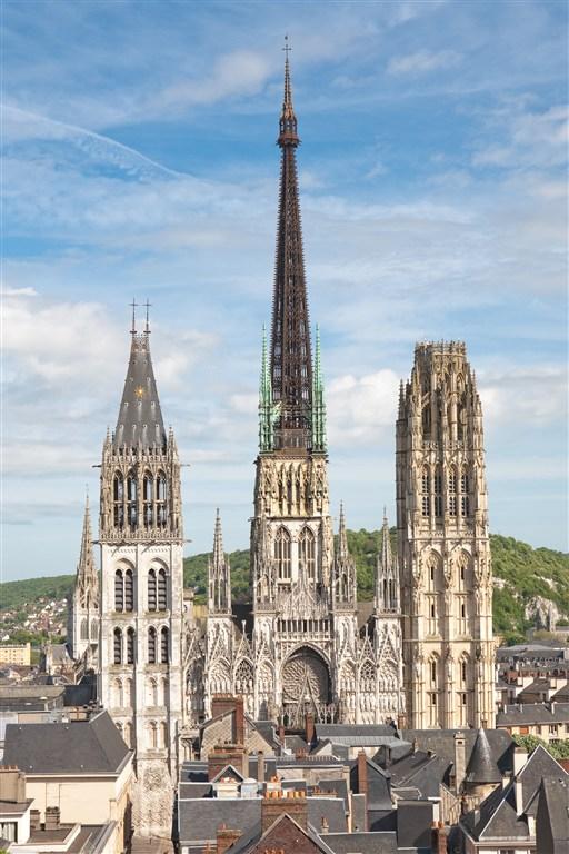 Normandie - Rouen
