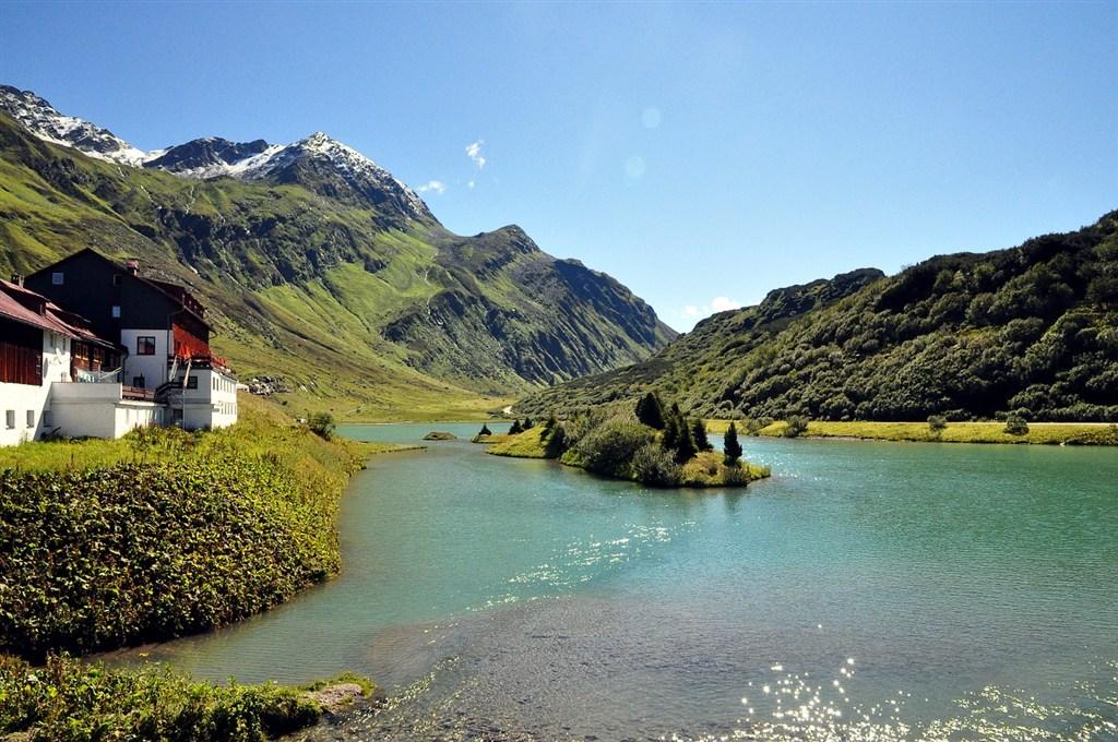 Rakousko - Silvretta
