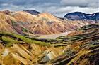 Island - Duhové hory