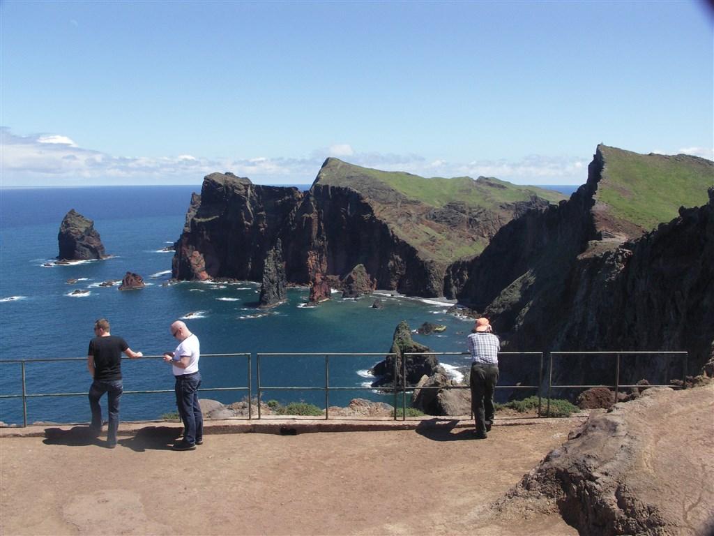 Portugalsko - ostrov Madeira