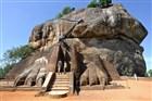 Srí Lanka - Lion rock