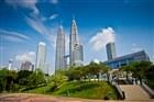 Malajsie - Kuala Lumpur - Petronas Tower