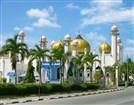 Malajsie - Langkawi - mešita Al Hana