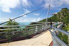 Malajsie Langkawi sky bridge