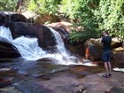 Malajsie - Penang - vodopády Batu Feringu