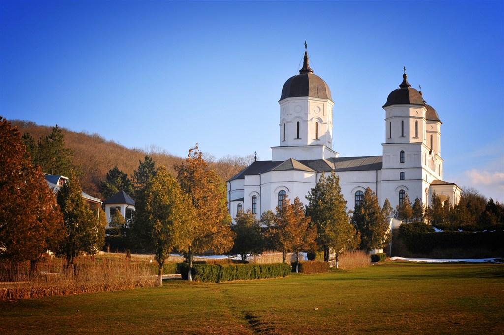 Rumunsko - Monastyr - Tulcea