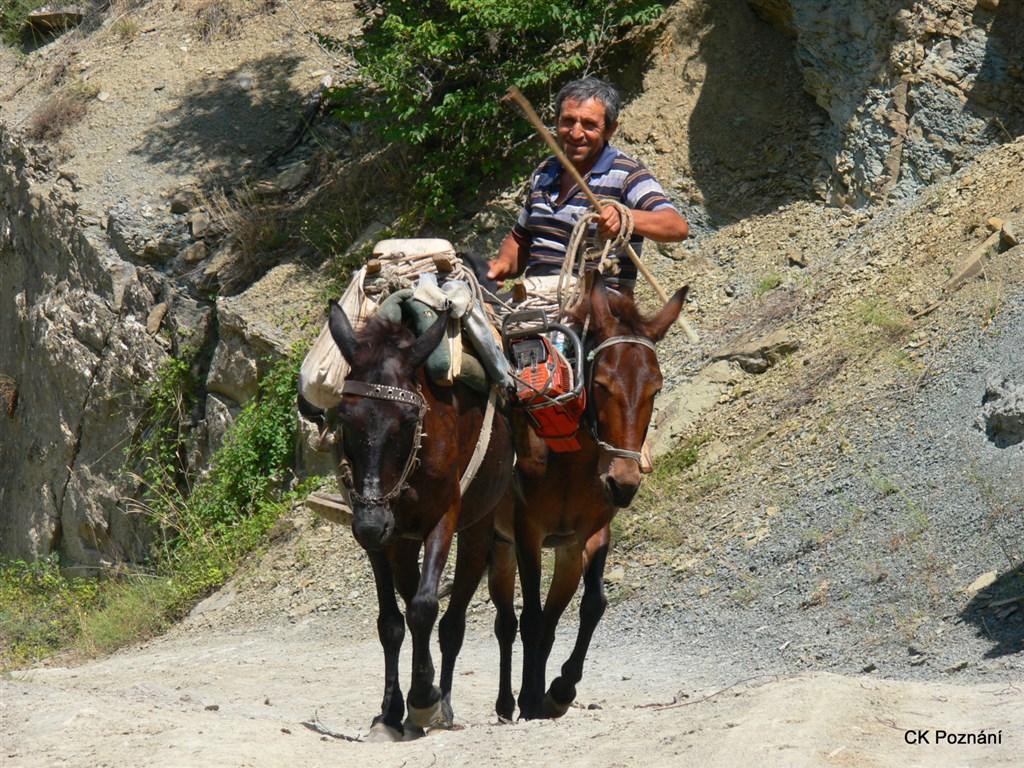 Albánie - dovolená v Národním parku Drenova