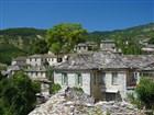 Řecko - kamenná vesnice Mikro Papingo