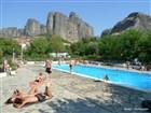 Řecko - Kastraki - Meteora