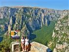 Řecko - Národní park Vikos - Monodendri
