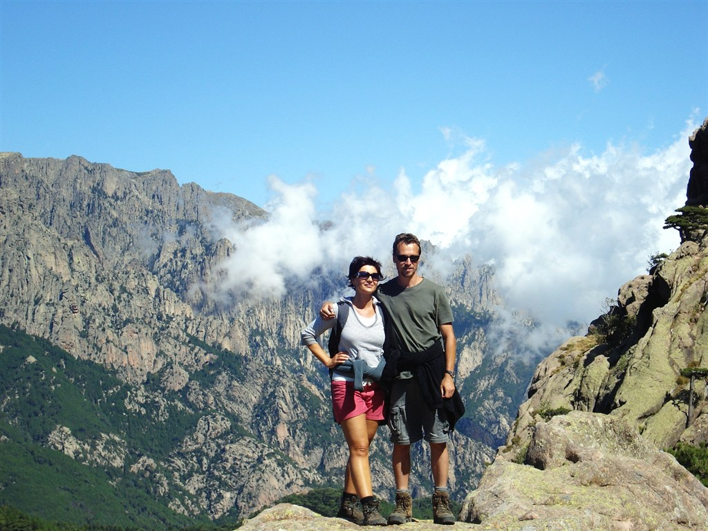 Korsika - Callanche
