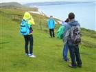 Anglie - Pěšky po Isle of Wight