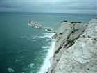 Anglie - Západní cíp Isle of Wight