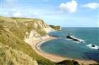 Anglie - túra po pobřeží Dorsetu