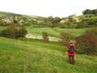 Anglie - Pěšky v Dorsetu