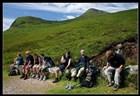 Skotsko - tee time