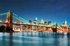 New York - Brooklynský most