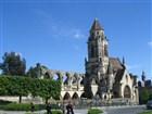 Francie - kostel, Bretaň