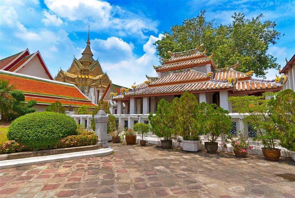 Thajsko - Bangkok - Wat Phra Kaeo