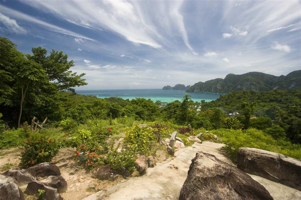 Thajsko - ostrov Ko Phi Phi