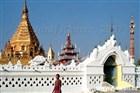 Barma budhistický klášter