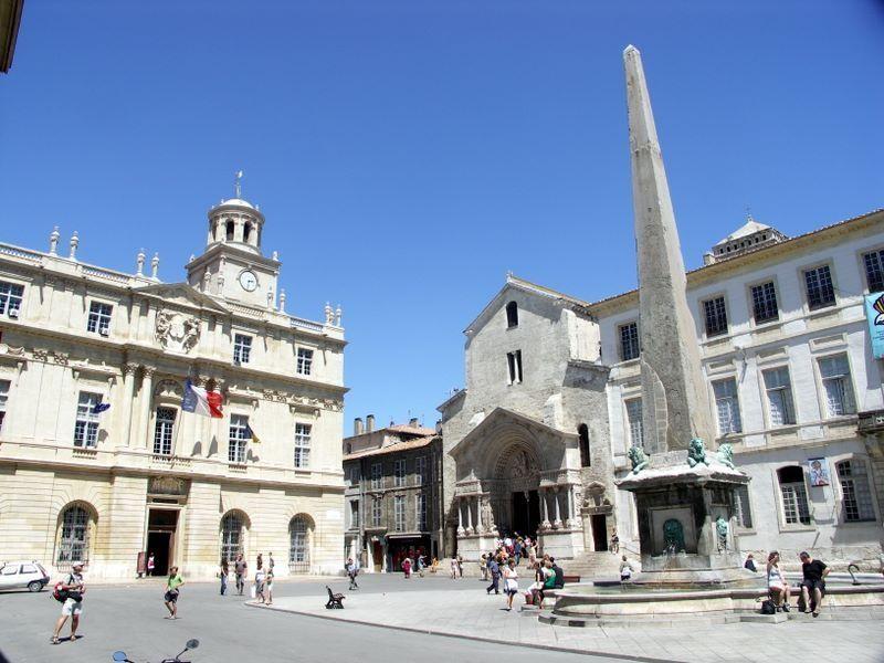 Francie - Provence - Arles