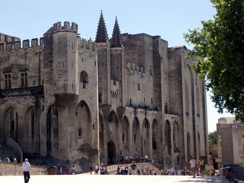Francie - Provence - Avignon