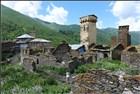 Gruzie - Usguli ve Svanetii