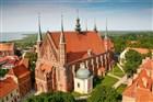 Gotická katedrála Frombork