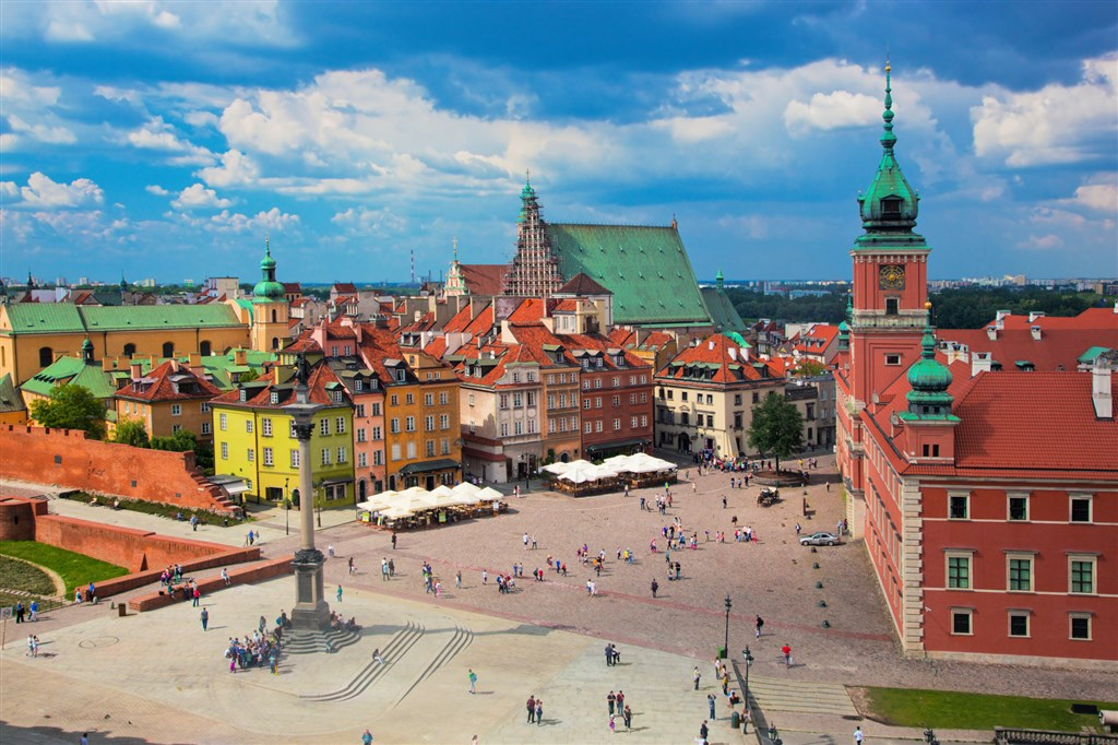 Varšava Polsko