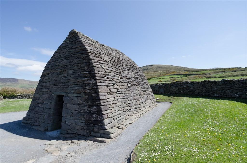 Gallarus Oratory - historický monument z 8. století