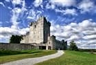 hrad Ross - Národní park Killarney