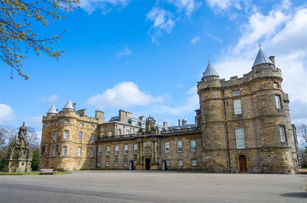 Edinburgh Holyrood Palace