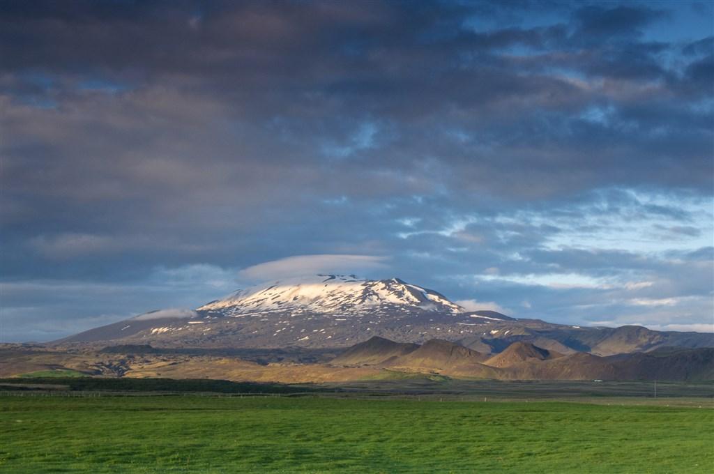 sopka Hekla - Island