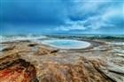gejzír STROKKUR - Island