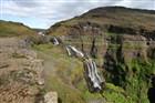 vodopád Glymur - Island