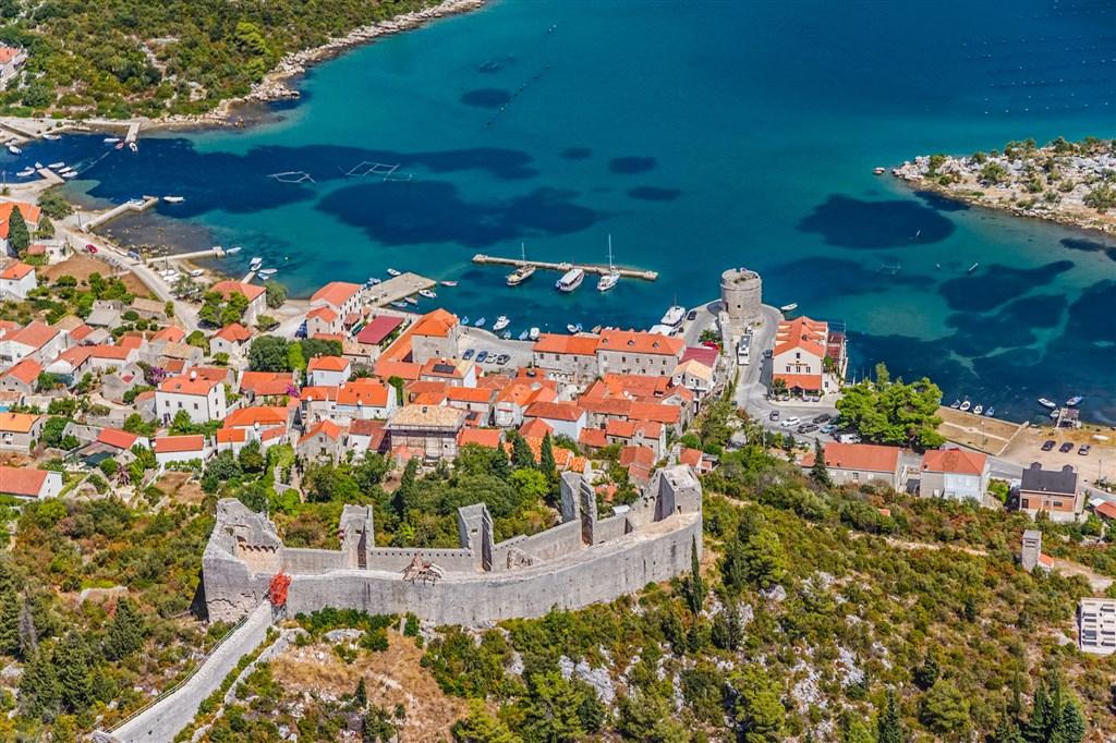 Malý Ston - Chorvatsko