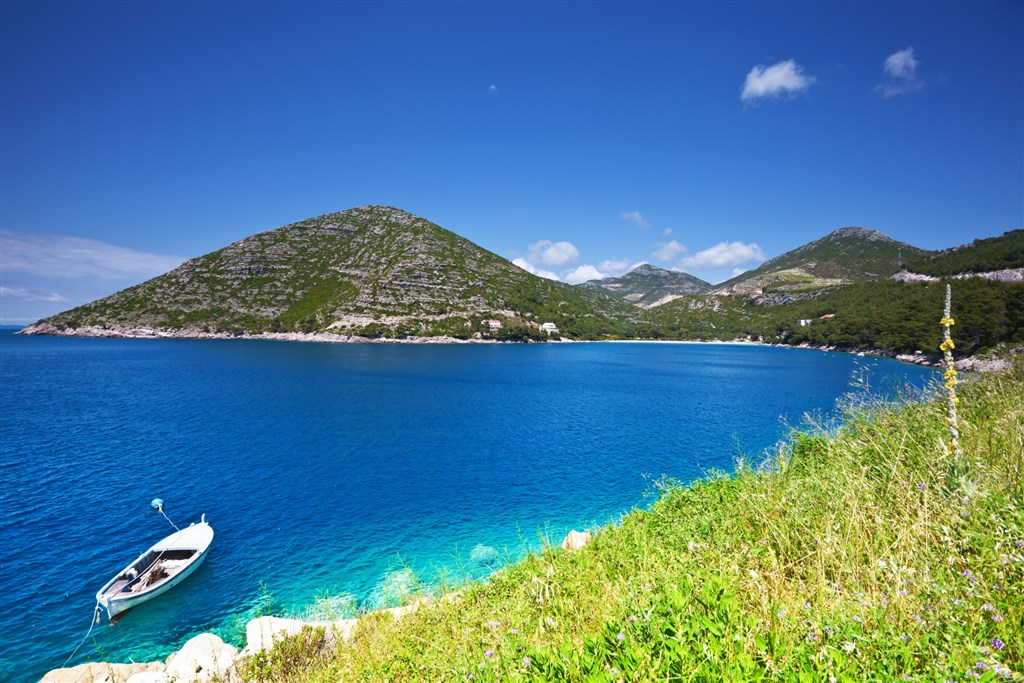 poloostrov Peljesac - Chorvatsko